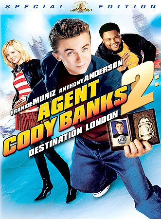 Agent Cody Banks 2: Destination London (Special Edition) cover