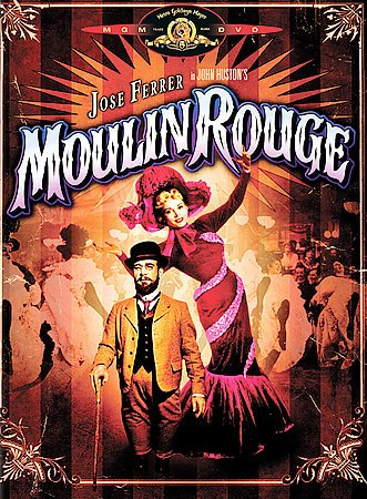 Moulin Rouge cover