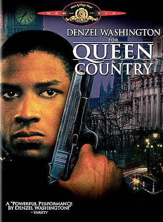 For Queen and Country cover