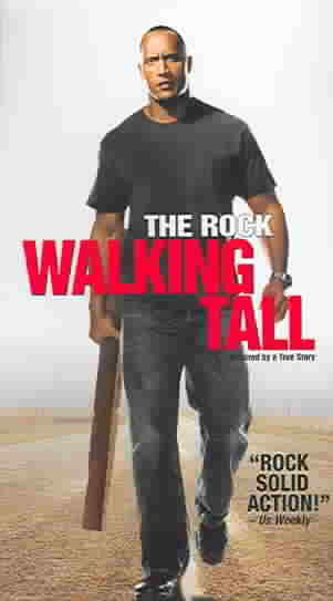 Walking Tall [VHS] cover