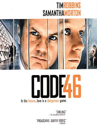 Code 46 cover