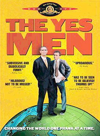 The Yes Men cover