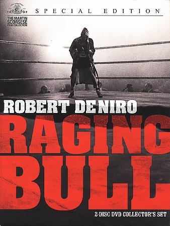 Raging Bull (2-disc Collector Set Special Edition) cover