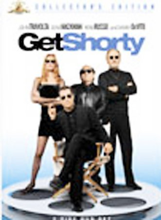 GET SHORTY (1995/DVD/COLLECTORS ED/WS/ENG/FR/SP SUB) cover