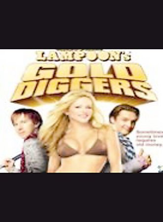 National Lampoon's Gold Diggers cover