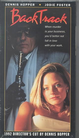 Backtrack [VHS] cover