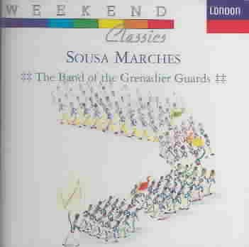Sousa Marches cover