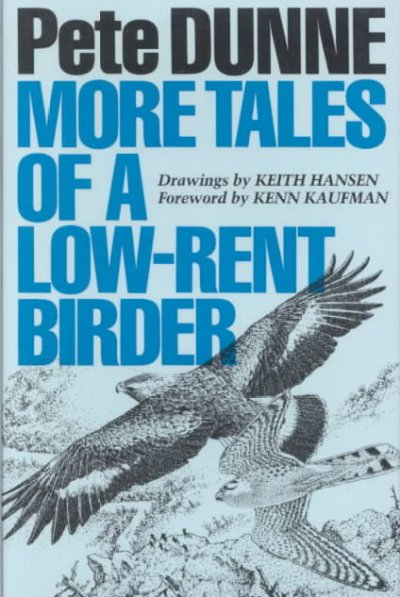 More Tales of a Low-Rent Birder cover