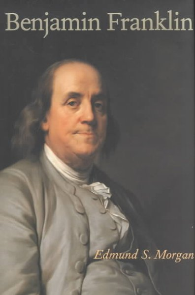 Benjamin Franklin cover