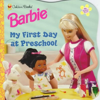 Barbie Feelings:  My First Day of Preschool cover