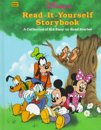 Disney's Read-It-Yourself Storybook cover