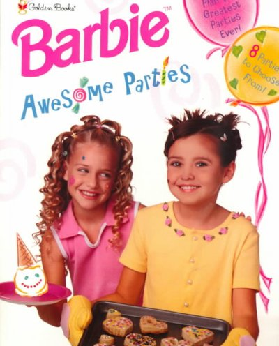 Barbie Awesome Parties cover