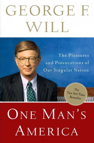 One Man's America: The Pleasures and Provocations of Our Singular Nation cover