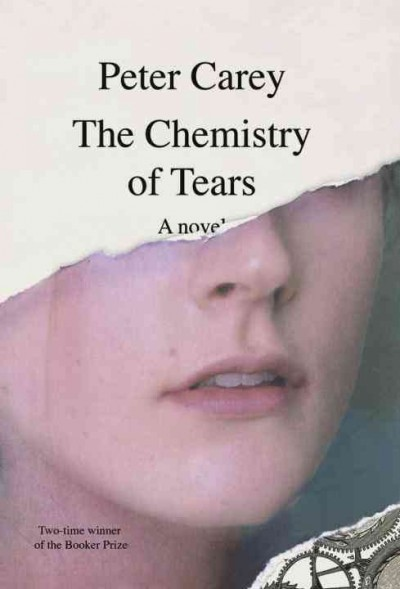 The Chemistry of Tears cover