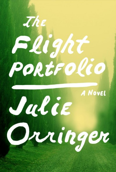 The Flight Portfolio: A novel cover