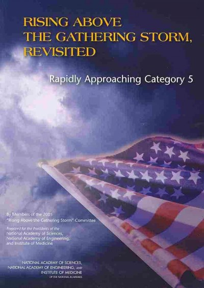Rising Above the Gathering Storm, Revisited: Rapidly Approaching Category 5 cover