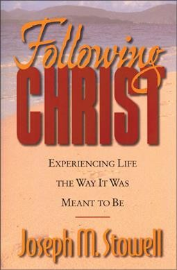 Following Christ cover