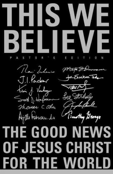 This We Believe cover