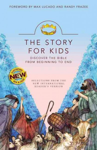 NIrV, The Story for Kids, Paperback: Discover the Bible from Beginning to End cover