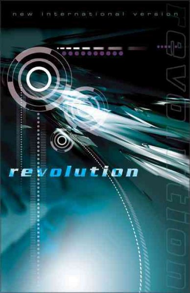 NIV Revolution: The Bible for Teen Guys: Updated Edition cover