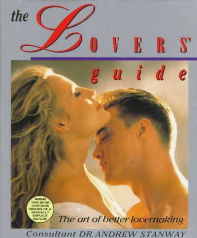 The Lovers' Guide: The Art of Better Lovemaking cover
