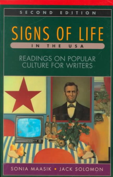 Signs of Life in U.S.A.: Readings on Popular Culture for Writers