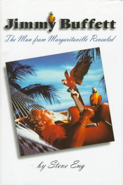 Jimmy Buffett The Man From Margaritaville Revealed cover