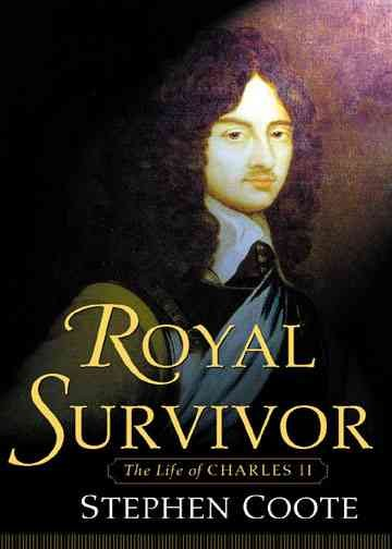 Royal Survivor: The Life of Charles II cover