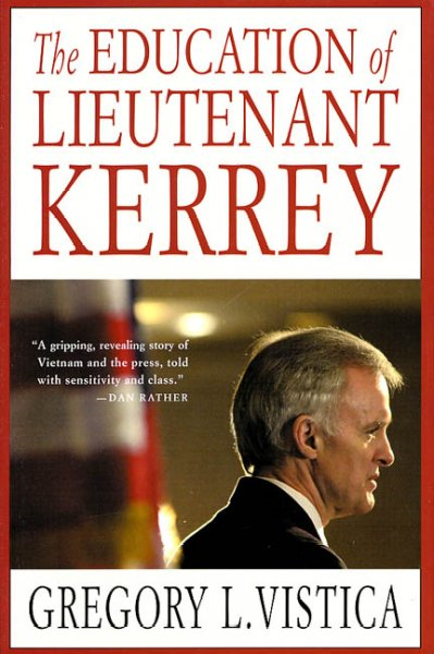 The Education of Lieutenant Kerrey cover