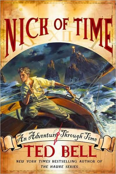 Nick of Time (Nick McIver Adventures Through Time) cover
