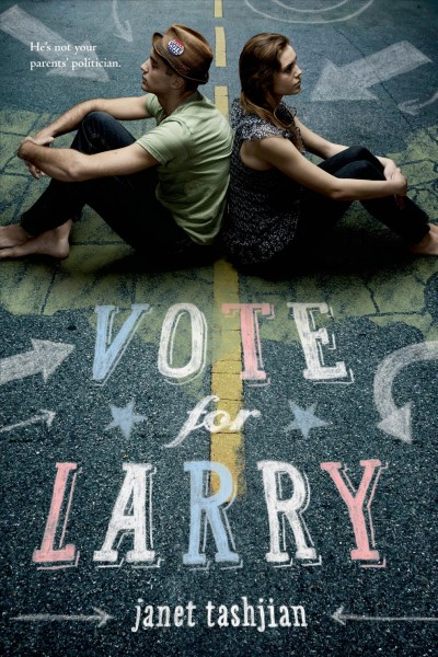 Vote for Larry (The Larry Series) cover