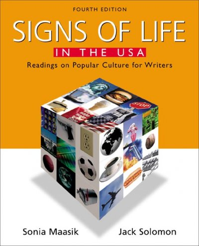 Signs of Life in the USA: Readings on Popular Culture for Writers cover