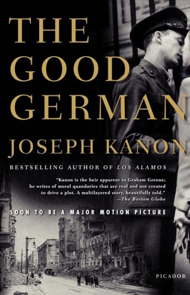 The Good German cover