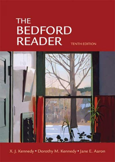 The Bedford Reader cover