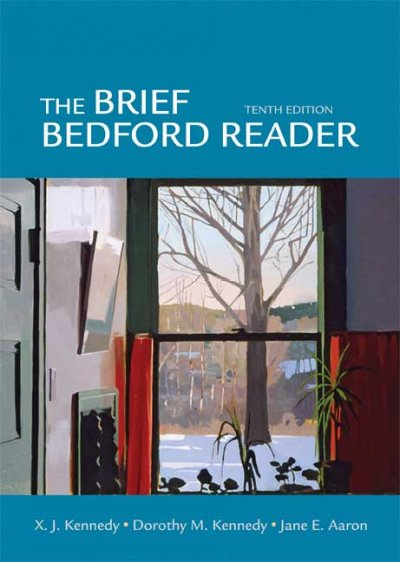 The Brief Bedford Reader cover