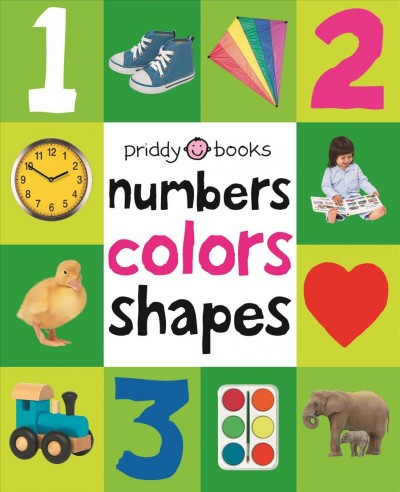 First 100 Padded: Numbers Colors Shapes cover