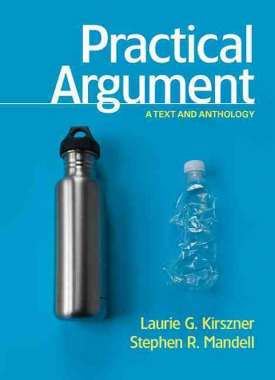 Practical Argument: A Text and Anthology cover