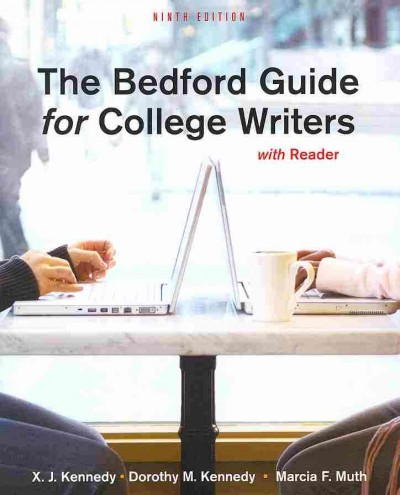 Bedford Guide for College Writers with Reader cover