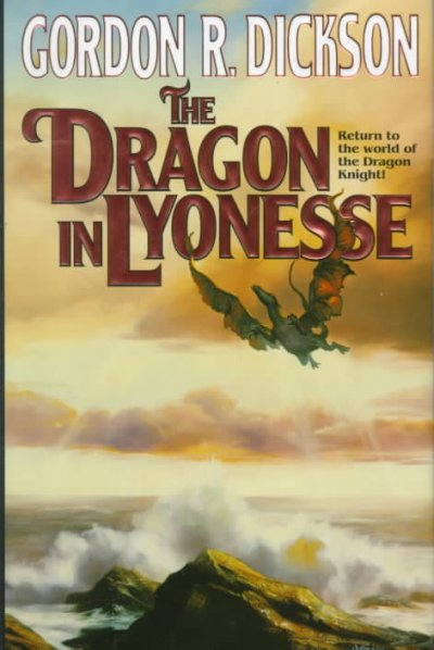 The Dragon in Lyonesse cover