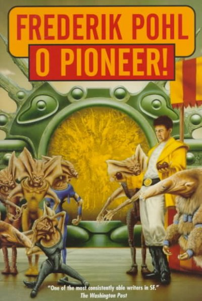 O Pioneer cover