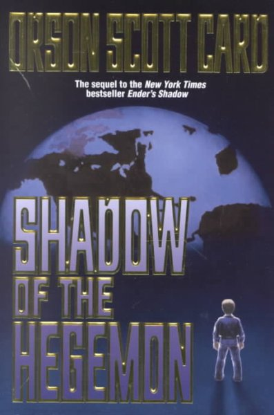 Shadow of the Hegemon (The Shadow Series) cover