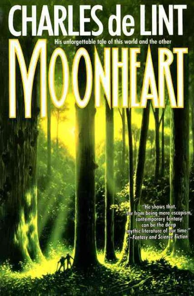 Moonheart cover