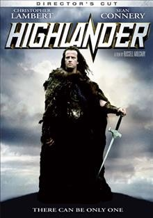 Highlander (Director's Cut) cover
