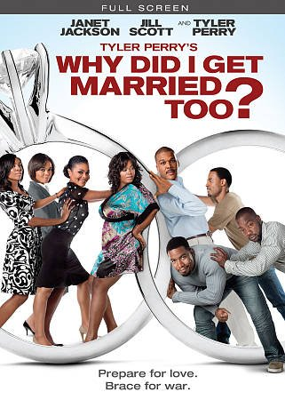 Why Did I Get Married Too? (Full Screen Edition) cover