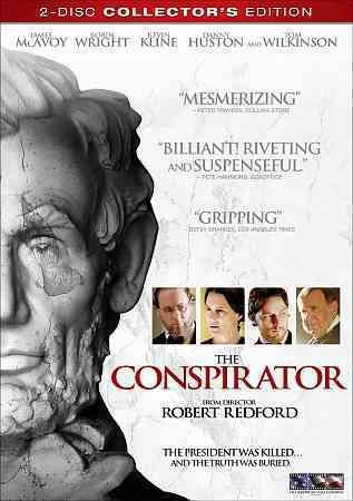 The Conspirator (Two-Disc Collector's Edition) cover