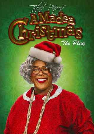 Tyler Perry's A Madea Christmas - The Play [DVD] cover
