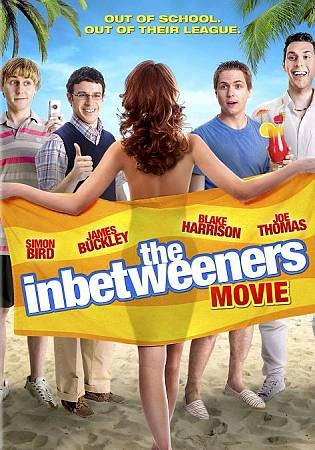The Inbetweeners [DVD] cover