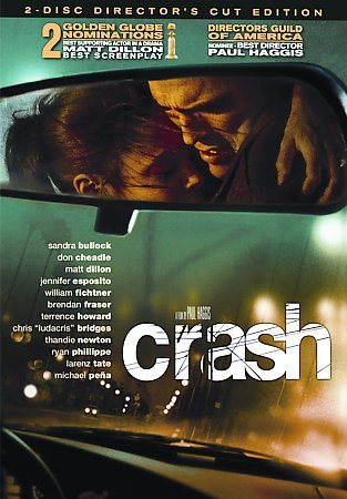 Crash - The Director's Cut (Two-Disc Special Edition) cover
