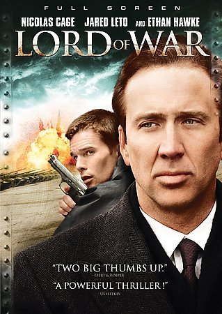 Lord of War (Full Screen) cover