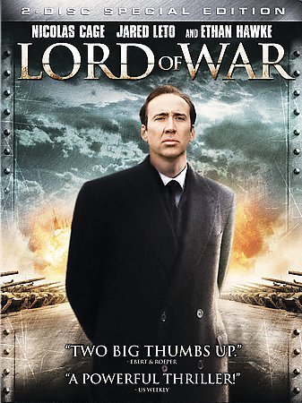 Lord of War (2-Disc Special Edition) cover
